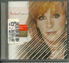 "Reba Duets by Reba McEntire (CD, Sep-2007, MCA Nashville) ""Sealed"""