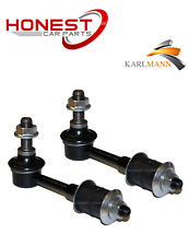 For TOYOTA AVENSIS T27 2009> REAR ANTI ROLL BAR STABILISER SWAY DROP LINKS X2