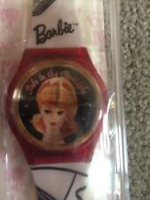 "1995 Barbie ""Sale In The Spotlight"" Watch In Original Box"