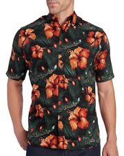 Mele Kalikimaka Hawaiian Christmas Song Button Shirt - Men's L Xl - New w/Tags!