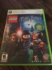 Harry Potter Lego Xbox 360 Cib Game Tested Works XG2