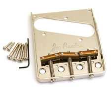 Joe Barden 3-Saddle Custom Bridge for American Standard Fender Tele® TB-5141-001