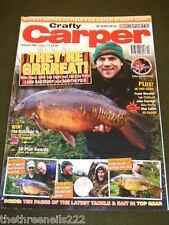 CRAFTY CARPER - TIGER NUT TACTICS - FEB 2007 # 114