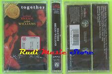 MC JULIAN BREAM JOHN WILLIAMS Together  SIGILLATO SEALED 1993 cd lp dvd vhs