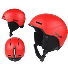 Men Women Outdoor Sport Ski Helmet Winter Snowboard Head Protective Caps Hats