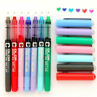 Assorted 0.5mm Gel Pen Ink Rollerball Pen Business Office School Stationery Gift
