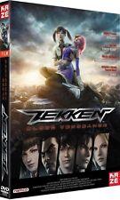 TEKKEN - BLOOD VENGEANCE - DVD NEUF NEW NEU