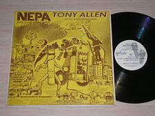 "TONY ALLEN with AFROBEAT 2000 - N.E.P.A. - MAXI-SINGLE 12"" UK"