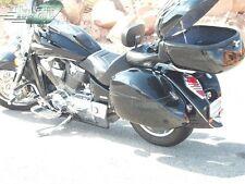 Tsukayu Touring Trunk For Honda VTX 1800RST (Black)
