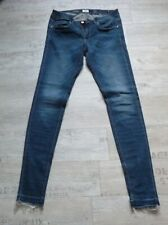 Jeans, Damenjeans ,S.Oliver QS ,Super Slim Fit Größe 42 ,Länge 36  Dunkelblau