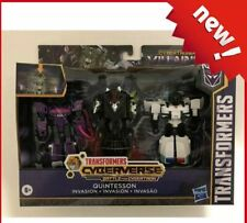 Transformers Cyberverse QUINTESSON INVASION Battle for Cybertron SHOCKWAVE PROWL