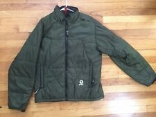 Ground Neve Men's High-Quality Puffer Jacket Hiking Camping M-L