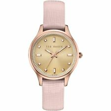 Ted Baker Ladies Zoe Saffiano Watch - OS TE10030743