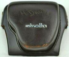Antique Vintage Retro Half Case for MINOLTA SR Camera