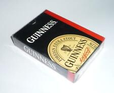 Malaysia Vintage Playing Cards Guinness Stout Foreign Extra Sealed 1990's Rare