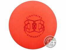 New Lightning Standard #3 Driver 149g X-Out Orange Fairway Driver Golf Disc
