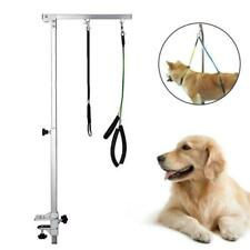 39' Adjustable Dog Cat Metal Arm Support For Pet Dog Grooming Bath Table