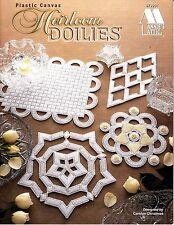 Heirloon Doilies~Carolyn Christmas (1997, Annie's Attic Plastic Canvas Booklet)