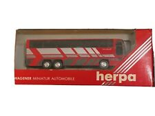 Herpa HO/1:87 Wagener Miniatur Automobile International Bus with Accessories