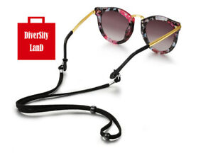 Sunglasses reading glasses strap cord lanyard strap spectacle holder string