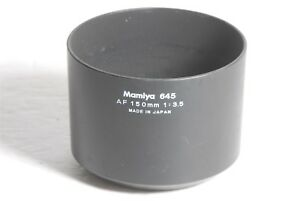 Mamiya 645 Genuine Camera Lens Hood For AF 150mm f/3.5