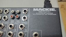 Mackie 1202-Vlz Pro Xdr 12-Channel Audio Mic / Line Mixer Preowned