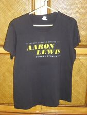 Aaron Lewis Staind Songs & Stories 2018 Us Tour Women's T Shirt Size Xl Country