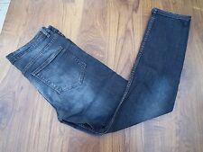 """Mens Denim co blue straight leg button fly's cotton jeans. W30""""/L30"""". vgc."""