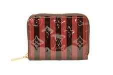 Louis Vuitton Amarrant Vernis Zippy Coin Purse Coin Case Wallet M91719 - G00511