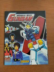 Album figurine Mobil Suit Gundam - Panini 2004 - VUOTO