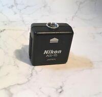 Nikon Vintage AS-15 Hot Flash Shoe Adapter For Nikon