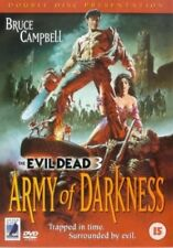 Army Of Darkness - The Evil Dead 3 [DVD] [1993] - DVD  UJVG The Cheap Fast Free