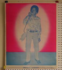 Original 1971 Michael Jackson Poster-New Old Stock!