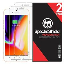 (2-PACK) Spectre Shield for iPhone 8 Plus Screen Protector (Military-Grade) F...