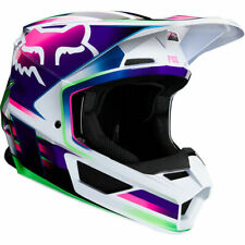 """NEW FOX RACING V1 """"YOUTH/KIDS/CHILDS"""" GAMMA HELMET SIZE LARGE"""