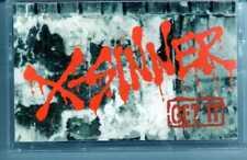 X-SINNER: GET IT CASSETTE RELIGIOUS HARD ROCK