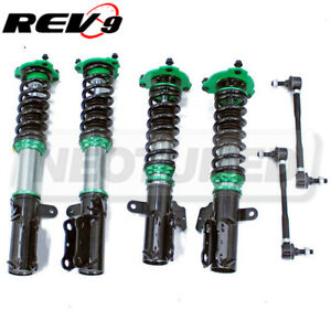 R9-HS2-080_1 Hyper-Street 2 Coilovers Camber Pl For Toyota Camry L/LE/XLE 12-17