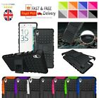 Sony Xperia Z5 Case Heavy Duty Shockproof Rugged Bumper Hybrid Armor Stand Cover