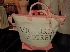 NWT Victoria's Secret 2-in-1 Beach Pool Cooler Tote Bag -- Zip Closure!!!