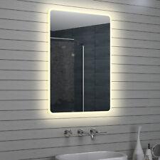 Beleuchtete Badezimmer Wandspiegel Von Ohne Rahmen Gunstig Kaufen Ebay