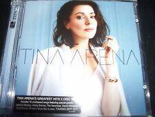 Tina Arena Greatest Hits Very Best Of 2 CD + Interpretations Disc - NEW