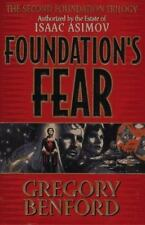 Foundation's Fear (Second Foundation Trilogy)-ExLibrary