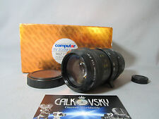 WOW FAST! RAINBOW ZOOM 1.4/11.5-69MM C-MOUNT LENS for DIGITAL MOVIE CAMERA NEW!