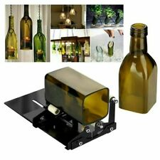Professional Glass Bottle Cutter Bottle Cutting Tool Wine Beer Glass Cutter for
