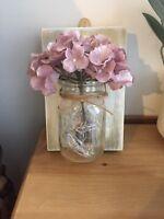 Ball Mason Jars.shabby Chic ,decorative  Weddings, Gifts And Home Decor,rustic