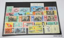 German DDR 1963 SC#635-682, Stamps, 45 Pieces/18 Set, Mint Never Hinged, VF