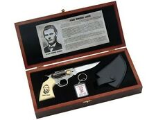 Jesse James Gun Knife Set - New in Box