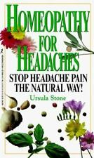 Homeopathy For Headaches: Ursula Stone-ExLibrary