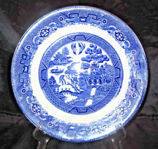 Societe Ceramique Maestricht Holand Blue Willow