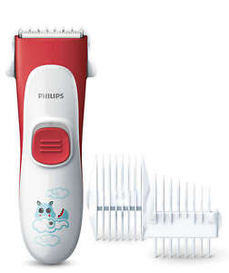 NEW PHILIPS Hairclipper Series 1000 Kids' Hair Clipper HC1088/15 baby trimmer